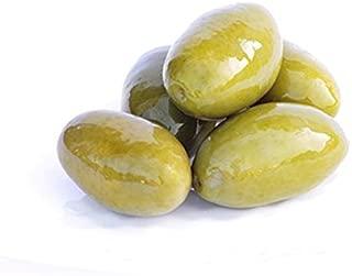 Green Italian Bella Di Cerignola Olive Olea Europaea Seeds 5 PCS