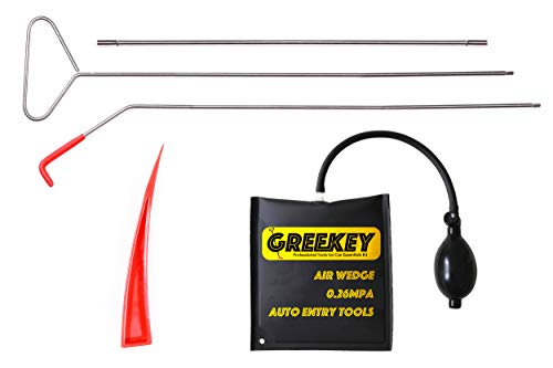 GeepKey Universal Car Emergency Kit Air Wedge Auto Repair for Vehicle (Free Urgent delivery from The US)