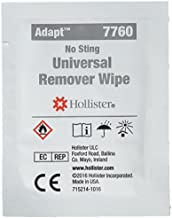 Hollister Adhesive & Barrier Remover Wipes, 50 (7760) Category: Ostomy Supplies