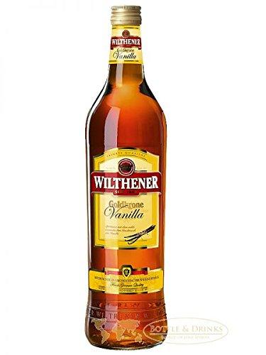 Wilthener Goldkrone Weinbrand mit Vanilla 0,7 Liter