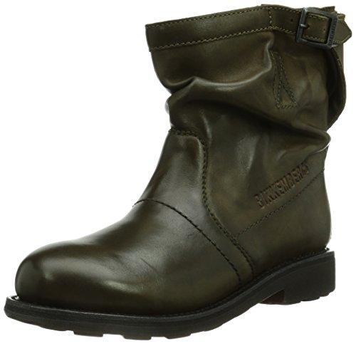 BIKKEMBERGS Damen 990801 Chukka Boots, Grün (Olive), 38 EU
