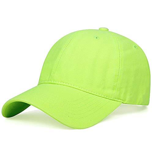 N/N Mütze Baumwolle Hip-Hop-Hut Verstellbar Einfarbig Papa Hüte Kappen Damen Schatten Sonnenhut Hysteresenhüte Gorras Für Männer Frauen...