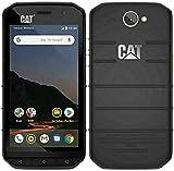 CAT PHONES S48c Unlocked Rugged Waterproof Smartphone 64GB - Black (Renewed)