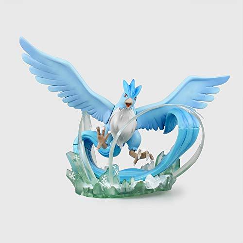 Dhl Anime Kids Pokémon Vogel Pokemon Taart Scena Boxed Decoration 18 cm