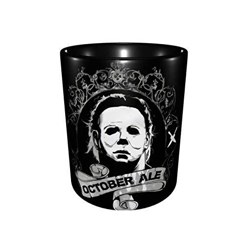 Halloween Mi Chaelm Yers Taza de moda de cerámica de dos colores...