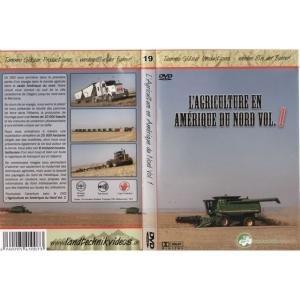 DVD L'Agriculture en Amérique du Nord - Volume 1