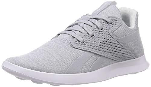 Reebok Mujer Zapatos Evazure DMX Lite 3, Cold Grey/Carotene/White, 8 US FU8933_8 Cold Grey/Carotene/White