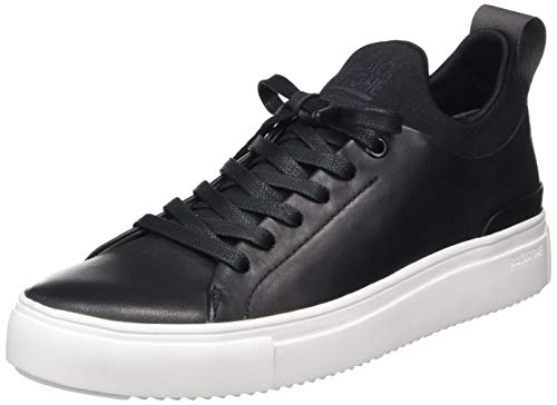 Blackstone Damen SL68 Sneaker, Schwarz (Black Blk), 39 EU