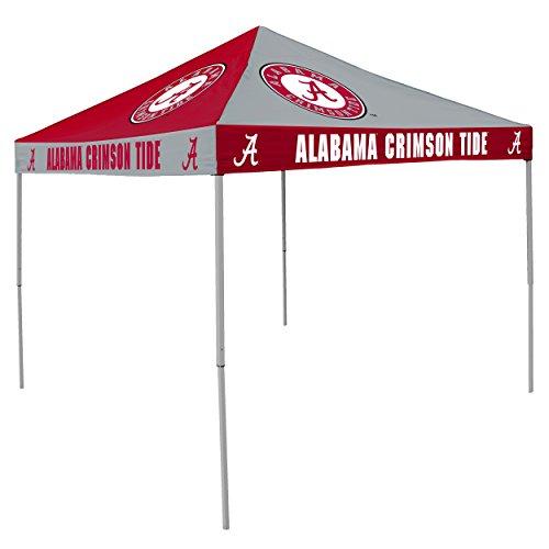 Logo Brands NCAA 9 x 9 Foot Pinwheel Tailgating Canopy