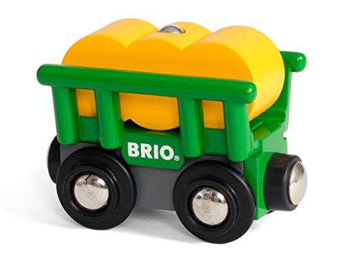 BRIO World 33895 - Carrozzina con funzione ribaltabile, accessorio in legno
