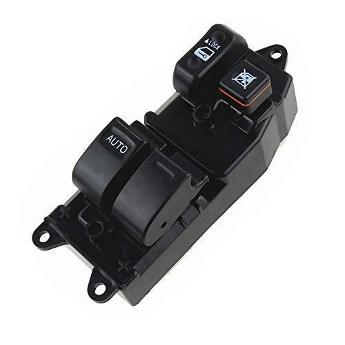 Interruptor de Control de Ventana Elevalunas Interruptor de Botón para To-yota YARIS ECHO VERSO 1999-2005, COROLLA HB LB 1999-2001, RAV4 84820-52090