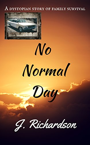 Book: No Normal Day by J. Richardson