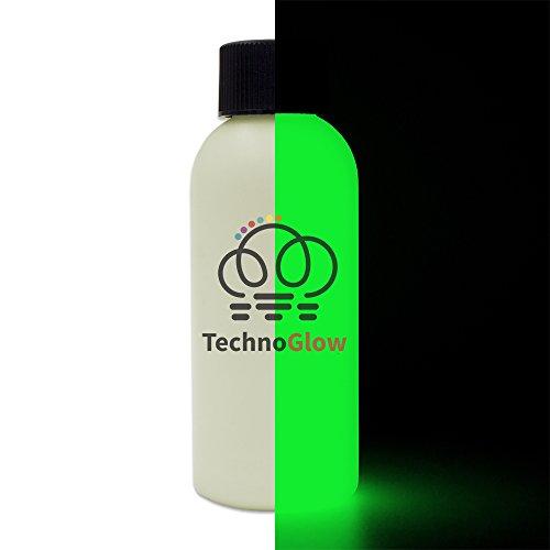 Glow in the Dark Paint, Green Ultra Glow - Multiple...