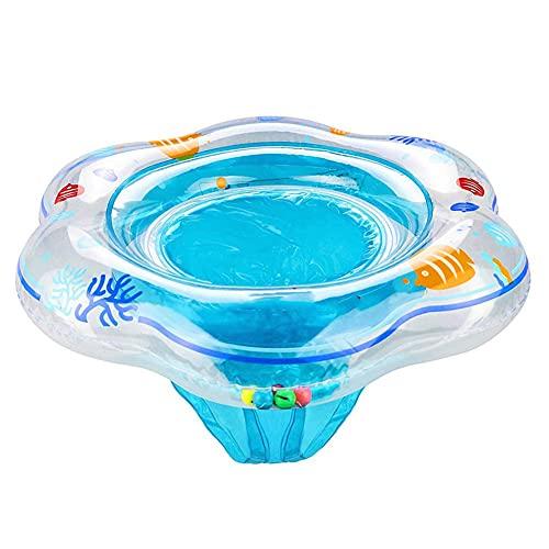 Xiadong Asiento inflable del flotador del anillo de natación del bebé de los niños, juguete inflable del agua de la piscina de la seguridad
