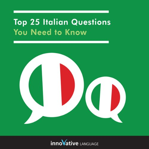 Top 25 Italian Questions You Need to Know Titelbild