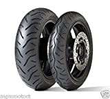 COPPIA PNEUMATICI GOMME DUNLOP GPR-100 160/60 15 67H 120/70 14 55H
