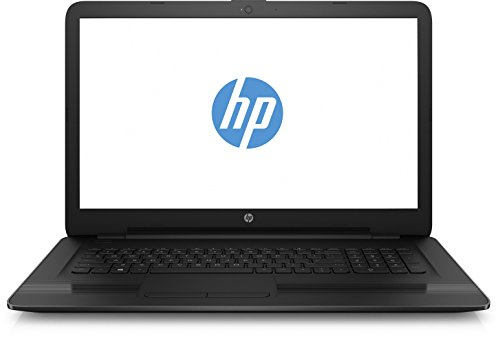 HP 17-x042ng 43,9 cm (17,3 pollici/HD+) Notebook (Intel Core i5 – 6200U, 8 GB DDR4, 1TB HDD, AMD Radeon R7 M440 2 GB, DVD-RW, Windows 10 Home 64) nero