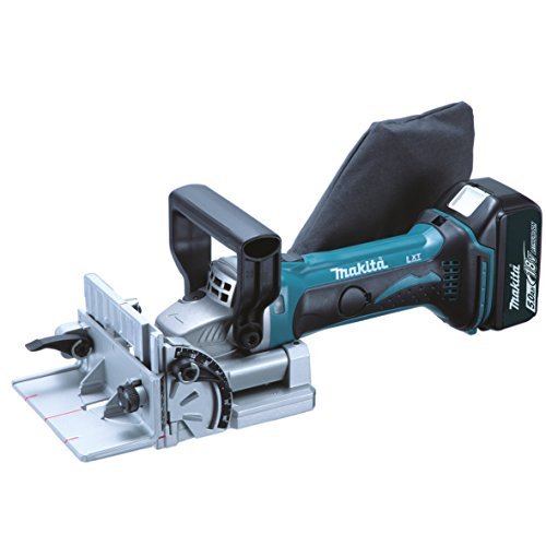 Makita DPJ180RTJ Battery Crusher, 18V, Blue