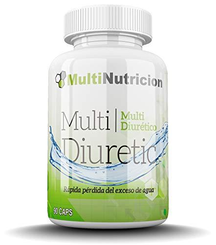 Multi Diurétique à la vitamine B6 - Fat Burning - Diurétique - Antioxindante - Système urinaire santé | 100% naturel et végétal | (90)
