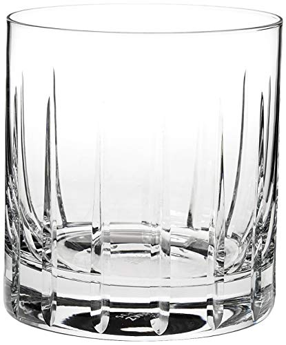 Schott Zwiesel Tritan Crystal Glass Distil Barware Collection Kirkwall DOF Old Fashioned Cocktail Glasses (Set of 6), 13.5 oz, Clear