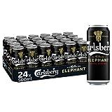 Carlsberg extra Strong 10,5% Stark Bier, Dose Einweg (24 x 0.5 L)