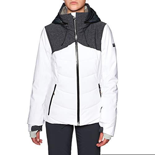 Roxy W Flicker Jacket Wit M