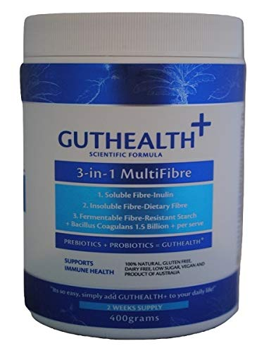 GUTHEALTH+ 3-in-1 Multifibre (400g)