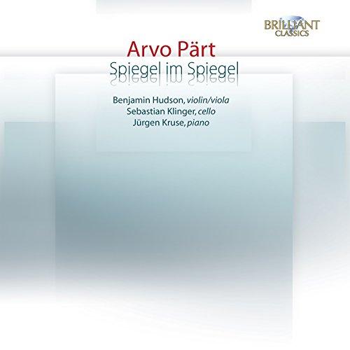 Spiegel im Spiegel, for Violin & Piano