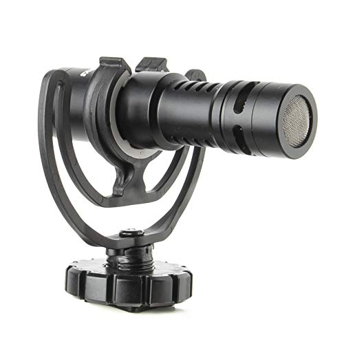 Rode Microphones VideoMicro - Micrófono para cámaras DSLR, surtido: colores aleatorios