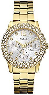Guess Sport Watch for Women, Stainless Steel, Analog - W0335L2