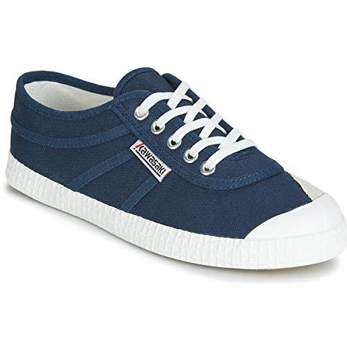 Kawasaki Unisex Orginal Canvas Shoe Navy