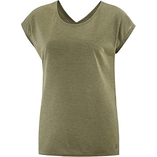 Salomon Comet Camiseta Mujer Trail Running Senderismo