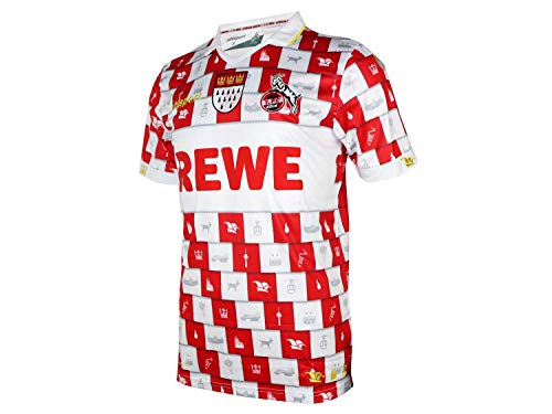 uhlsport 1. FC Köln Karneval Trikot 2020/2021