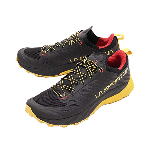 La Sportiva Kaptiva Black Yellow 44