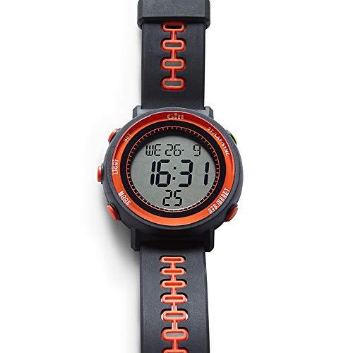 Gill Race Uhrentimer Graphite Tango - Unisex - Eine speziell Key-Sperrfunktion entwickelte Uhr, die speziell Key-Funktion entwickelt wurde