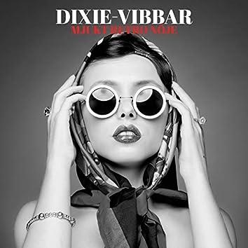 Dixie-vibbar: Mjukt retro nöje, Glad gäng jazz, Retro lat morgonstämning, Vintage café