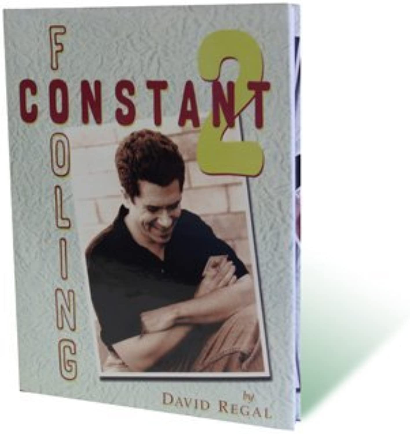 MMS Constant Fooling Volume 2 by David Regal  Book