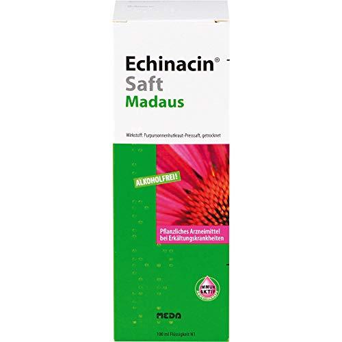 Echinacin Saft Madaus bei Erkätungskrankheiten, 100 ml Lösung