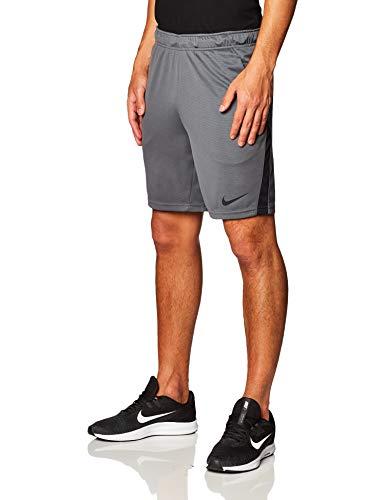 Nike Herren Dry 5.0 Shorts, Iron Grey/Black/Black, L