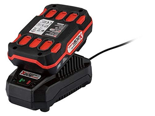 Batería + cargador rápido 2Ah 20V Parkside generación 2020