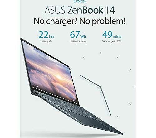 Comparison of ASUS ZenBook (UX425JA-BM191T) vs ASUS TEK (G512LI-HN088)