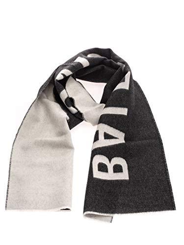 Luxury Fashion | Balenciaga Dames 512732320B09060 Wit Wol Sjaals | Lente-zomer 20