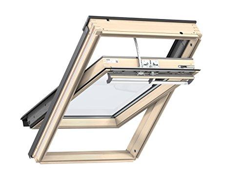 Fenster Solar Velux GGL CK02307030L 55x H 78mit Verbindungsstück EDW 0000