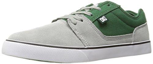 DC Shoes DC Shoes Tonik Shoe Herren Sneaker, Grau - Grau und Grün. - Größe: 40 EU