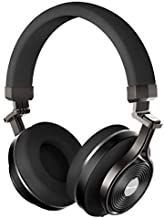 Bluedio T3 Plus (Turbine 3rd) Wireless Bluetooth 4.1 Stereo Extra Bass Bluetooth Headphones On Ear with Mic, 57mm Driver Folding Wireless Headset, Wired Headphones with Mic/Micro SD Card Slot