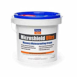 Microshield Ultra Masonry Waterproofing Cream