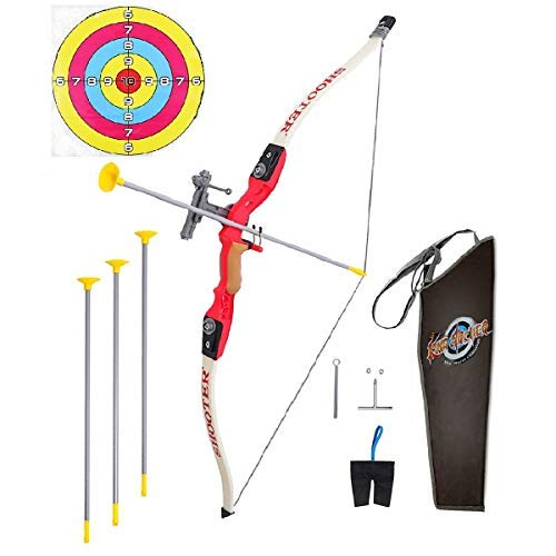 Pickwoo Archery Bow and Arrow Set 1/1.8 Bow for Kids Sports Game