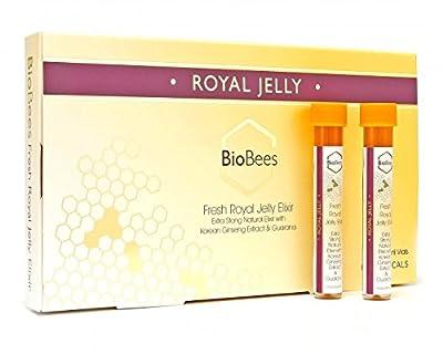 BioBees Fresh Royal Jelly Elixir