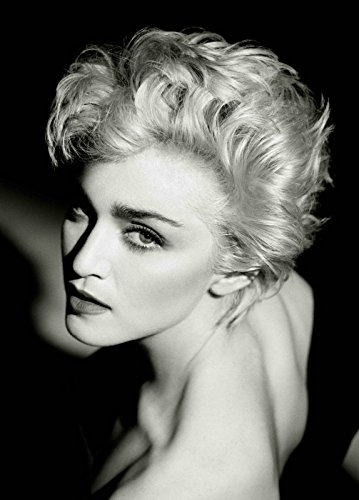 Perfect A4 Poster Madonna (d)