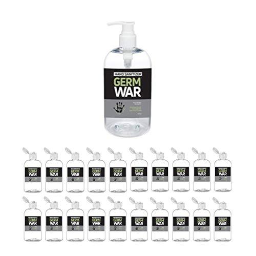 Germ War Hand Sanitizer - Classroom bundle (21 Items)